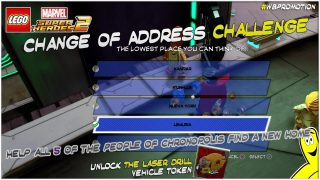 Lego Marvel Superheroes 2: Change of Address Challenge – HTG