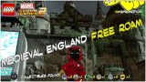 Lego Marvel Superheroes 2: Medieval England FREE ROAM (All Collectibles) – HTG
