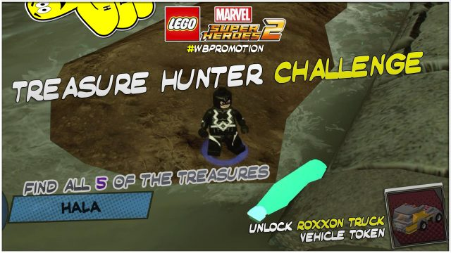 Lego Marvel Superheroes 2: Treasure Hunter Challenge – HTG