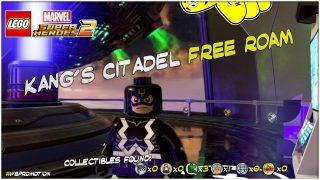 Lego Marvel Superheroes 2: Kang's Citadel FREE ROAM (All Collectibles) – HTG