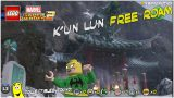 Lego Marvel Superheroes 2: K'un Lun FREE ROAM (All Collectibles) – HTG