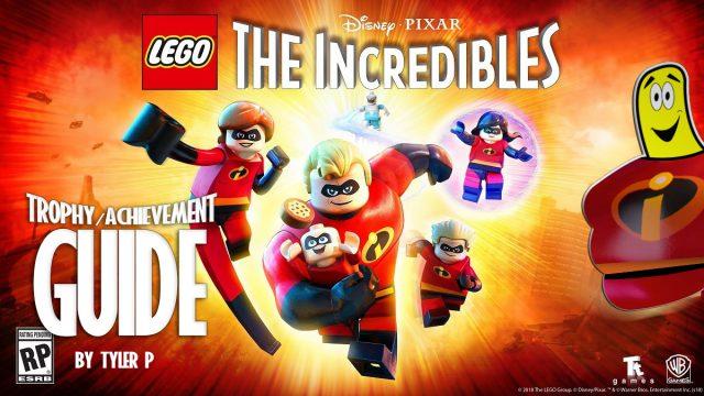 Lego Incredibles Trophy/Achievement Guide