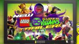 Lego DC Super-Villains: NEW Announcement Trailer!! – HTG