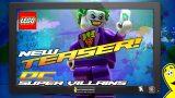 Lego DC Supervillains: New Teaser Trailer – HTG