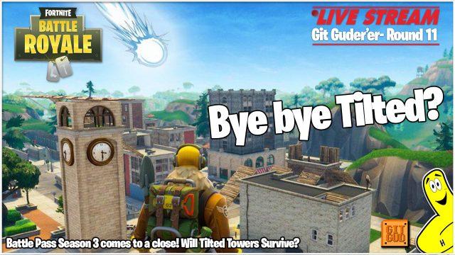 Fortnite Battle Royale: Bye bye Tilted?  (4/30/18) – HTGtv