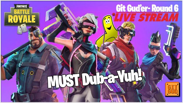 Fortnite: Must Dub-a-yuh! (4/17/18) – HTGtv