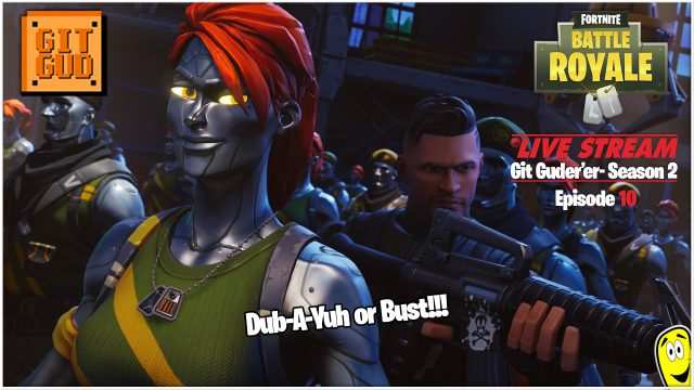 Fortnite Battle Royale: Git Guder'er Season 2 Ep 10 / HTG TESTING (5/14/18) – HTGtv