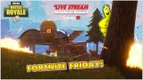 Fortnite Battle Royale: FORTNITE FRIDAY!!  (6/8/18) – HTGtv