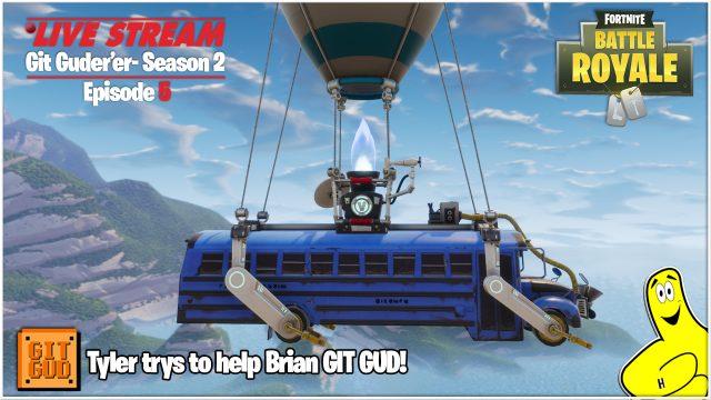 Fortnite Battle Royale: Git Guder'er Season 2 Ep 5 / Victory Royale! (5/7/18) – HTGtv