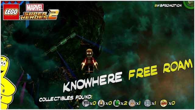 Lego Marvel Superheroes 2: Knowhere FREE ROAM (All Collectibles) – HTG
