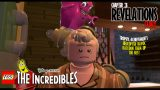 Lego The Incredibles: Chapter 3 / Revelation STORY – HTG
