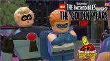 Lego The Incredibles: Chapter 7 / The Golden Years STORY – HTG