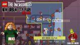 Lego The Incredibles: New Urbem City Park FREE ROAM – HTG