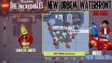 Lego The Incredibles: New Urbem Waterfront FREE ROAM – HTG