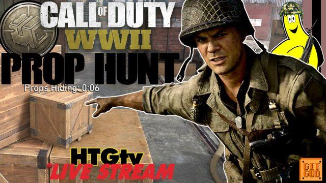 CoD Prop Hunt (4/18/18) – HTGtv