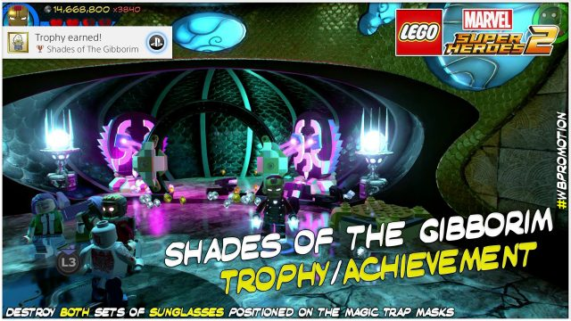 Lego Marvel Superheroes 2: Shades of the Gibborim Trophy/Achievement – HTG