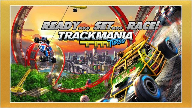 Trackmania Turbo: READY…SET…RACE! (5/21/18) – HTGtv