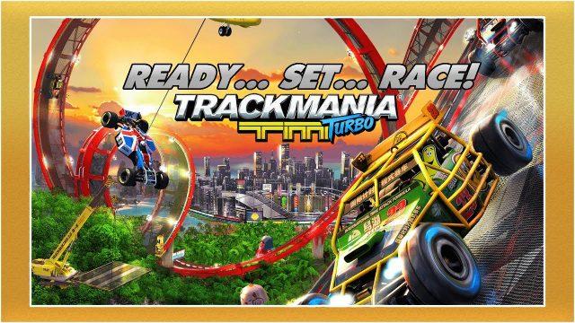 Trackmania Turbo: READY…SET…RACE! (5/21/18) – HTGtv