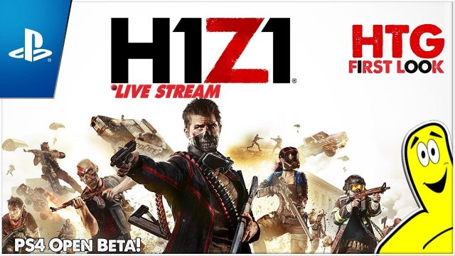 H1Z1: First Look at the PS4 Closed Beta (5/23/18) – HTGtv