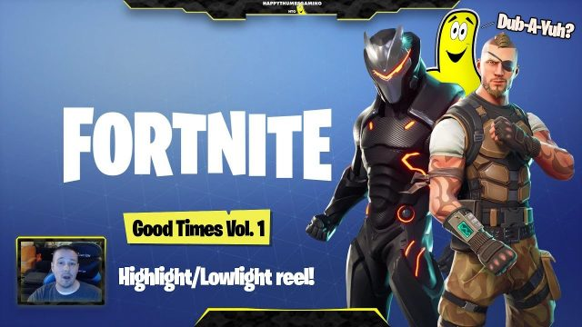 Fortnite Battle Royale: Good Times Vol. 1 (Fun with Fortnite) – HTG