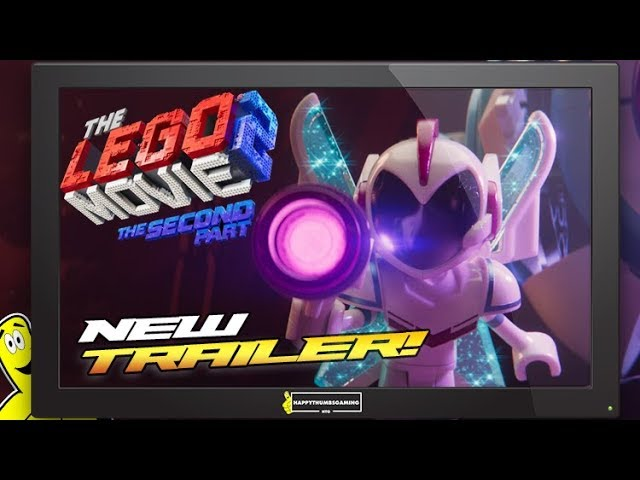 The Lego Movie 2 The Second Part: Teaser Trailer – HTG