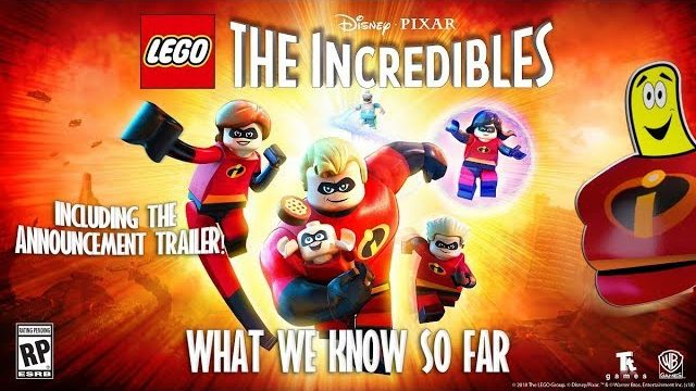 Lego The Incredibles: What We Know So Far – HTG