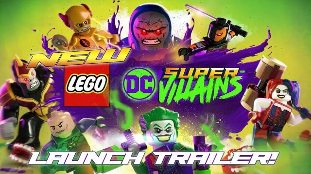 Lego DC Super-Villains: Official Launch Trailer – HTG