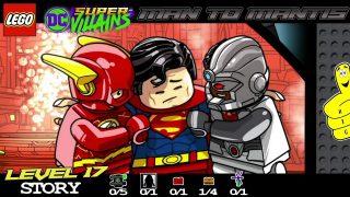 Lego DC Super-Villains: Level 17 / Man to Mantis STORY – HTG