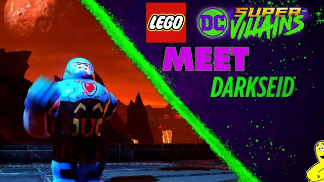 Lego DC Super-Villains: Meet Darkseid! – HTG