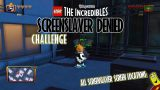 Lego The Incredibles: Screenslaver Denied CHALLENGE – HTG