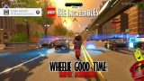 Lego The Incredibles: Wheelie Good Time! Trophy/Achievement – HTG