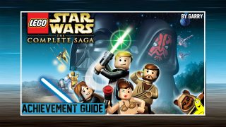 LEGO Star Wars The Complete Saga Achievement Guide