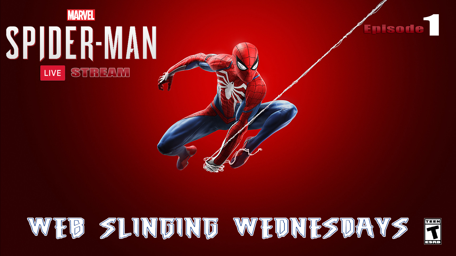 Marvel's Spider-Man: Web Slinging Wednesdays Ep. 1 – HTG